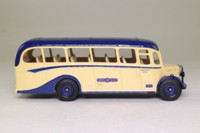 Corgi Classics Code 3; Bedford OB Duple Vista Coach; Royal Blue; Exeter