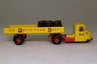 Corgi Classics 15201; Scammell Scarab; Artic Dropside With Barrel Load, Mitchells & Butlers