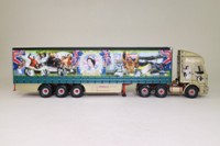 Corgi Classics CC12104; Renault Premium Artic (1:50); Curtainside, Strongserve, Queen's Golden Jubilee