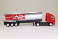 Corgi Superhaulers 59535; Volvo FH 1:64 Scale; Artic Chemicals Tanker; Norbert Dentressangle