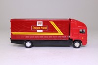 Corgi Classics 59513; ERF EC 1:64 Scale; Rigid Curtainside Truck; Royal Mail, Red/Black