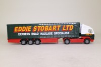 Corgi Superhaulers 59504; Volvo FH 1:64 Scale; Artic Curtainside Trailer, Eddie Stobart Ltd; Express Road Haulage Specialist