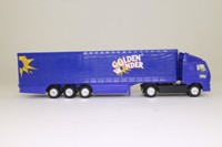 Corgi Classics 59546; Volvo FH 1:64 Scale; Artic Curtainside Trailer, Golden Wonder