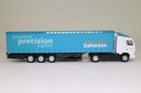 Corgi Superhaulers 59562; Volvo FH 1:64 Scale; Artic Curtainside Trailer, Christian Salvesen