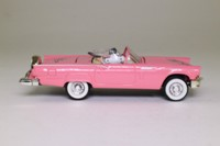 Corgi 39901; 1957 Ford Thunderbird; Open Top, Elvis Special, Pink