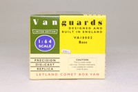 Vanguards VA18002; Leyland Comet Box Van; Bass Worthington Beer