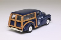 Vanguards VA10003; Morris Minor Traveller; H.M. Coastguard
