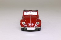 Vanguards VA2000; Volkswagen Beetle Cabriolet; Open Top, Red