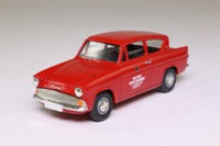 Vanguards VA1012; Ford Anglia 105E Post Office Supplies