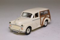 Vanguards VA10005; Morris Minor Traveller; Cream