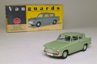 Vanguards VA1001; Ford Anglia 105E; Pale Green