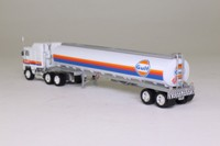 Matchbox Collectibles DYM36838; Kenworth Cabover Aerodyne; Artic Tanker, Gulf