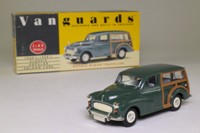Vanguards VA10002; Morris Minor Traveller; Almond Green
