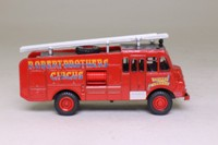 The Greatest Show on Earth; Bedford RLHZ Green Goddess Fire Engine, Robert Brothers Circus