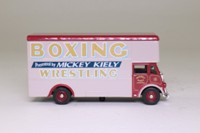 The Greatest Show on Earth; Guy Pantechnicon, Michael Kiely, Boxing & Wrestling