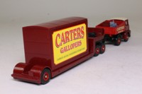 The Greatest Show on Earth; Foden Ballast Tractor, Generator, Low Loader, Carters Gallopers, Container Load