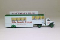 The Greatest Show on Earth; Bedford OX Truck, Booking Trailer, Billy Smart's Circus
