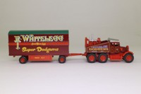 The Greatest Show on Earth; Scammell Pioneer, Tractor & Box Trailer, T Whitelegg & Sons, Super Dodgems