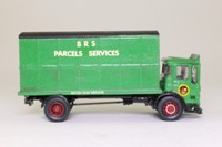 Corgi Classics Code 3; AEC Ergomatic Cab; 4 Wheel Rigid Box Van, BRS Parcels Services