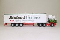 Corgi Classics CC13756; Scania Topline; Moving Floor Trailer, Eddie Stobart Biomass