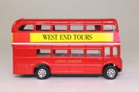 Corgi 469; AEC Routemaster Bus; London Transport; 10 Hammersmith Broadway, West End Tours
