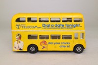 Corgi Classics 482; AEC Routemaster Bus; Off Peak Speak, Brtitsh Telecom