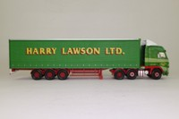 Corgi Classics CC12418; Volvo FH Artic; Curtainside Trailer, Harry Lawson Ltd