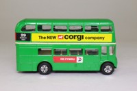 Corgi; AEC Routemaster Bus; New Corgi Company; March 1984