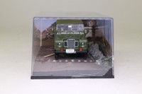 James Bond #45, Land Rover Series III; The Living Daylights