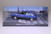 James Bond #53: Renault 11 Taxi; From A View To A Kill (Whole Car)