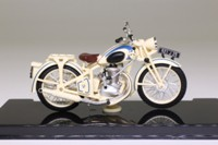 Classic Motorbikes Series; 1951 Peugeot 55GL Motorcycle
