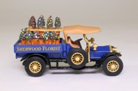 Matchbox Collectibles YY013/SA-M; 1918 Crossley Truck; Floral Delivery Truck