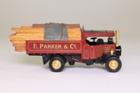 Matchbox Collectibles YY027/SC-M; 1922 Foden Steam Wagon; F Parker & Co, Ancoats