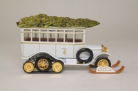 Matchbox Collectibles YSC01-M; 1922 Scania Vabis Bus; Half Track; Holiday Specia