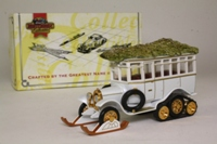 Matchbox Collectibles; YSC01-M; 1922 Scania Vabis Bus; Half Track; Holiday Special