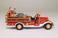 Matchbox Collectibles YSC03-M; 1932 Ford Model AA 1 1/2 Ton Truck; Fire Appliance, Christmas Specia