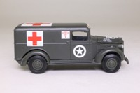 Matchbox Collectibles YY034/SC-M; 1937 GMC Van; Military Ambulance