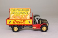 Matchbox Collectibles YPC03-M; 1920 Mack Truck AC; Coca-Cola Billboard