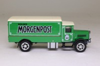 Matchbox Collectables YPP03; 1932 Mercedes-Benz L5 Truck; Berliner Morgenpost