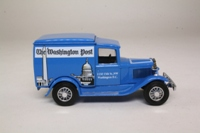 Matchbox Collectibles Y-22/1; 1930 Ford Model A Van; The Washington Post