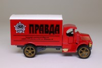 Matchbox Collectibles YPP06; 1920 Mack Truck AC; Pravda