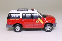 World Fire Engines Series #150; 1997 Ford Explorer XLT, USA, Philadelphia Fire Dept Technical Support