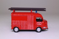 del Prado World Fire Engines Series #12; 1947 Citroen H Type Fire Truck; France: Venouse CPI Service Incendie