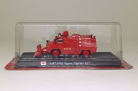 Fire Engines of the World #84; 1992 Super Fire Fighter 327, China