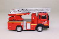 del Prado World Fire Engines Series #96; 2001 Renault Camiva 18m Fire Escape Ladder, Yonne, France: Echelle Pivotante Automatique Sequentielle