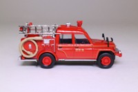 Fire Engines of the World Series #52; 1993 Toyota Land Cruiser Fire Truck, Nikki BD-1, Japan
