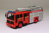 Fire Engines of the World Series #54; 2000 Volvo FL6-14 Fire Truck, Water Tender