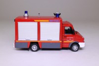Fire Engines of the World Series #91; 1999 VSR Iveco Fire Truck, France, Service D'Incendie et Secours