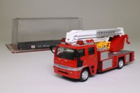 World Fire Engines Series #26; 1995 Morita MSB-20 Gyro Snorkel Fire Engine, Japan