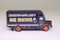 The Greatest Show on Earth; Austin Noddy Van, Anderton & Rowland, Big Shows